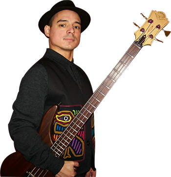 Andres Dominguez Bass